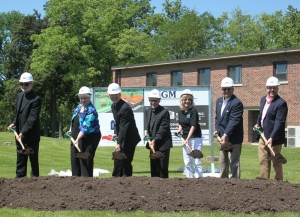 JRH Groundbreaking Featured in Oshkosh Northwestern